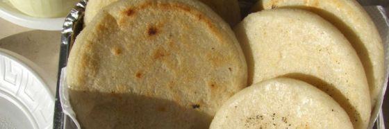 6 arepas tradicionales de Maracaibo y dónde comerlas