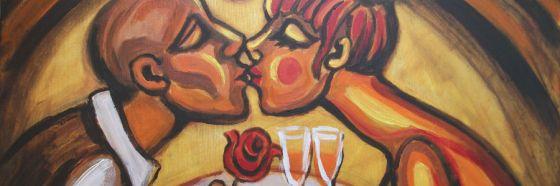 4 tips para planear el menú de una cena romántica