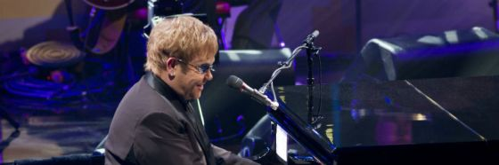 Can you feel the love tonight, Elton John