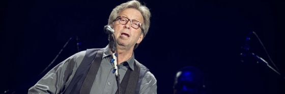 My father's eyes, Eric Clapton
