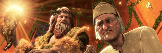 Un nuevo Cuento de Navidad, Arthur Machen