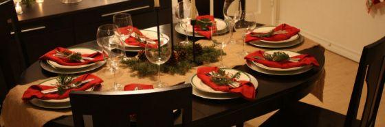 5 claves para disfrutar saludablemente la cena de Navidad
