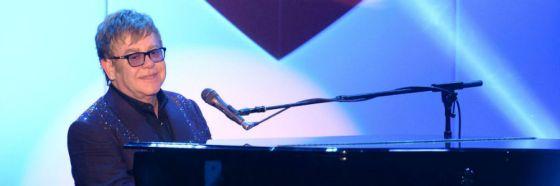 The last song, Elton John