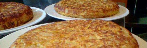 Tortilla española sencilla