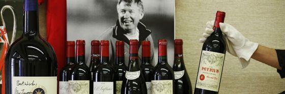 4 curiosidades de la subasta de la colección personal de vinos de Sir Alex Ferguson