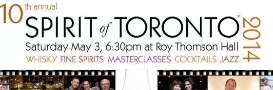 3 razones para no perderse Spirit of Toronto 2014