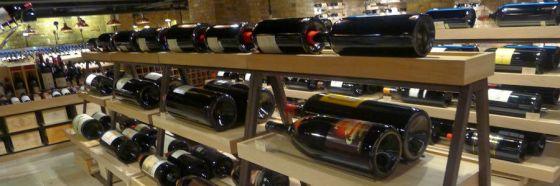 3 razones para visitar Hedonism, boutique del vino en Londres