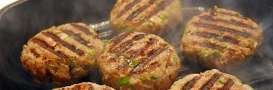 7 secretos para unas hamburguesas de pavo perfectas