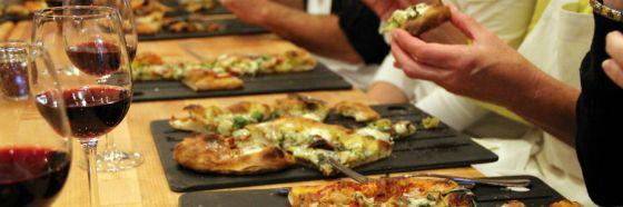 5 combinaciones infalibles de vino y pizza
