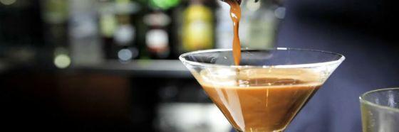 copa de coctel espresso martini