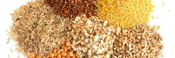 6 cereales altamente saludables para ti