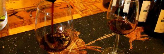 glass wine garnacha campo borja