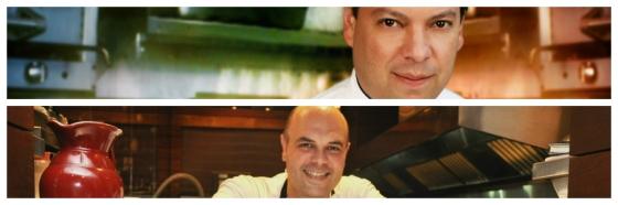 chef Carlos Garcia Edgar leal Lealto