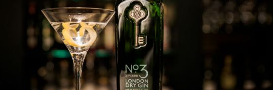 london no 3 gin cocktail