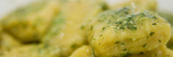 ricotta gnocchi italian pasta