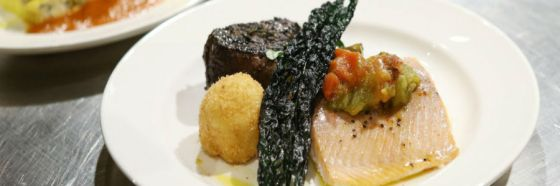 golden globes 2015 filet mignon