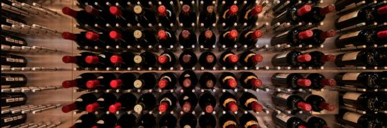 wine cellar at home