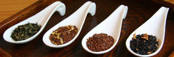 tea leaves tea sommelier