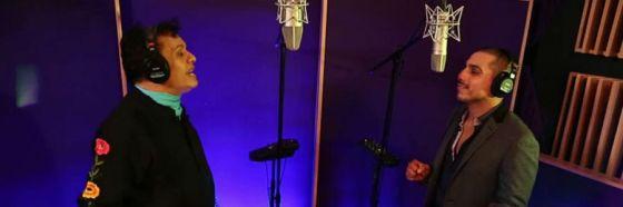 juan gabriel espinoza paz duetos session