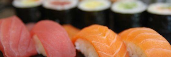 sushi sashimi naguiri