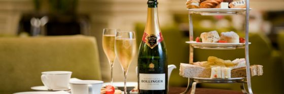 bollinger champagne glasses