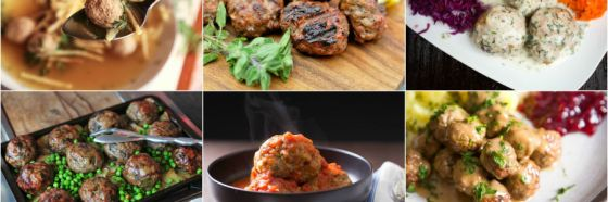 meatballs of the world