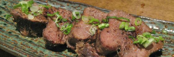 beef tongue grilled