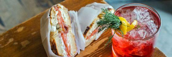 clun sandwich cocktail pairing