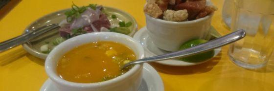 mocoto soup torresminhos sao paulo brazil