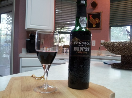 port wine fonseca tawny ruby