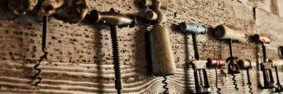 corkscrew different types