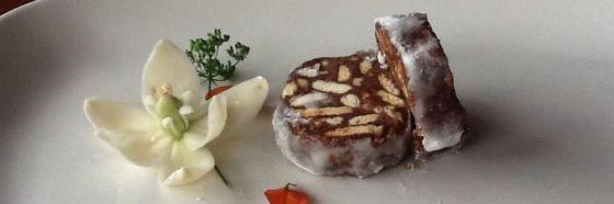chocolate nougat agave spirit mezcal cocuy