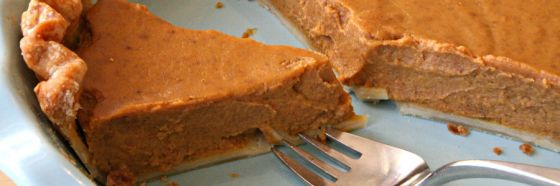 pumpkin pie gourmet halloween