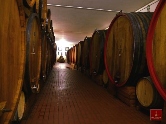 wine caks montalcino
