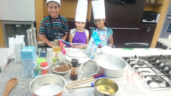 preparados para cocinar