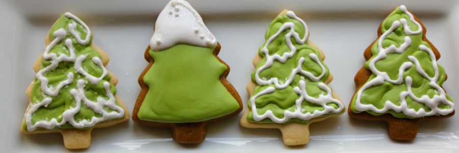 xmas themed butter cookies recipe tips