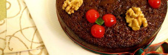 xmas cake venezuela navidad