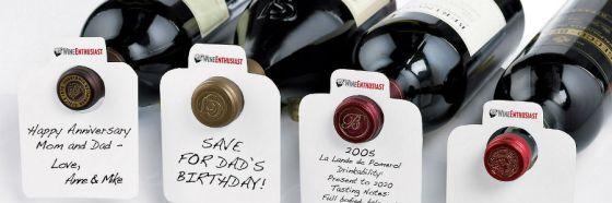 special wine bottles cellar