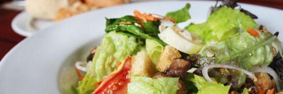 salad bar marriott caracas green salad