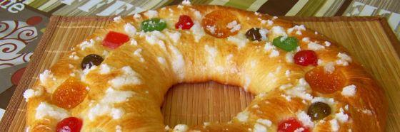panadera pan pan roscon rosca reyes