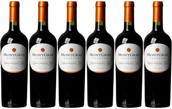 chilean wine bottles