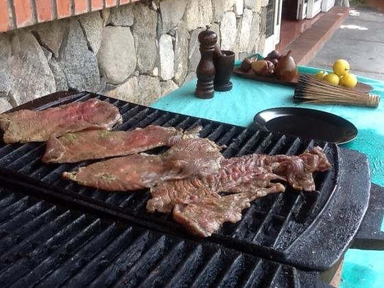 grilled steak venezuelan
