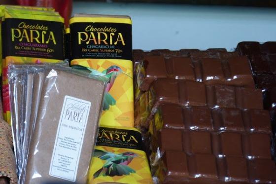 paria nibs cacao