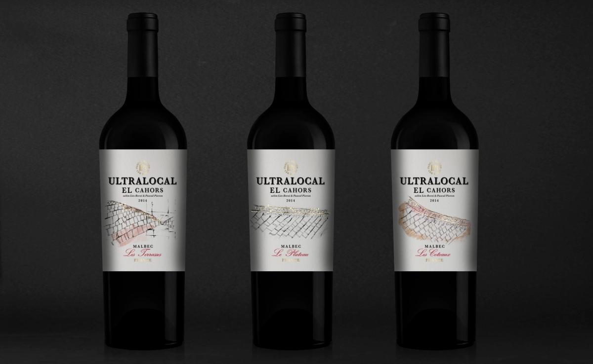 first vintage el cahors ultralocal malbec