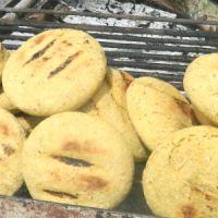 Secretos de la arepa de maíz pilado. Crónica de un ritual familiar