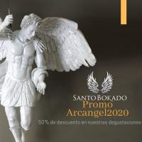 3 razones para reservar promo Arcángel 2020 de Santo Bokado