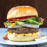Receta de la hamburguesa de Ernest Hemingway